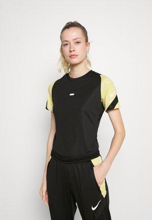 STRIKE 21 - T-shirts med print - saturn gold/black/white