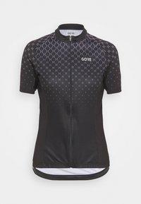 Gore Wear - HAKKA - T-Shirt print - black/graystone - 3