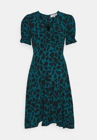 Diane von Furstenberg - ALEXIS DRESS - Day dress - medium teal - 3