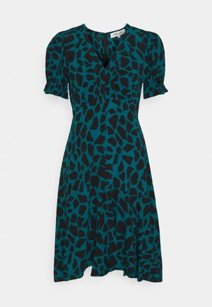 ALEXIS DRESS - Day dress - medium teal