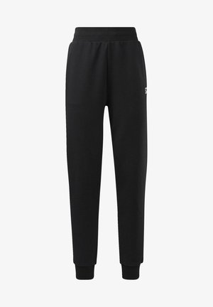 CLASSIC FOUNDATION CASUAL - Tracksuit bottoms - black