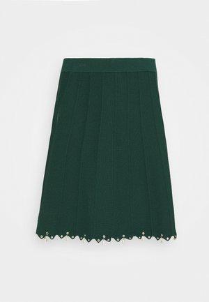 Mini skirt - vert bouteille