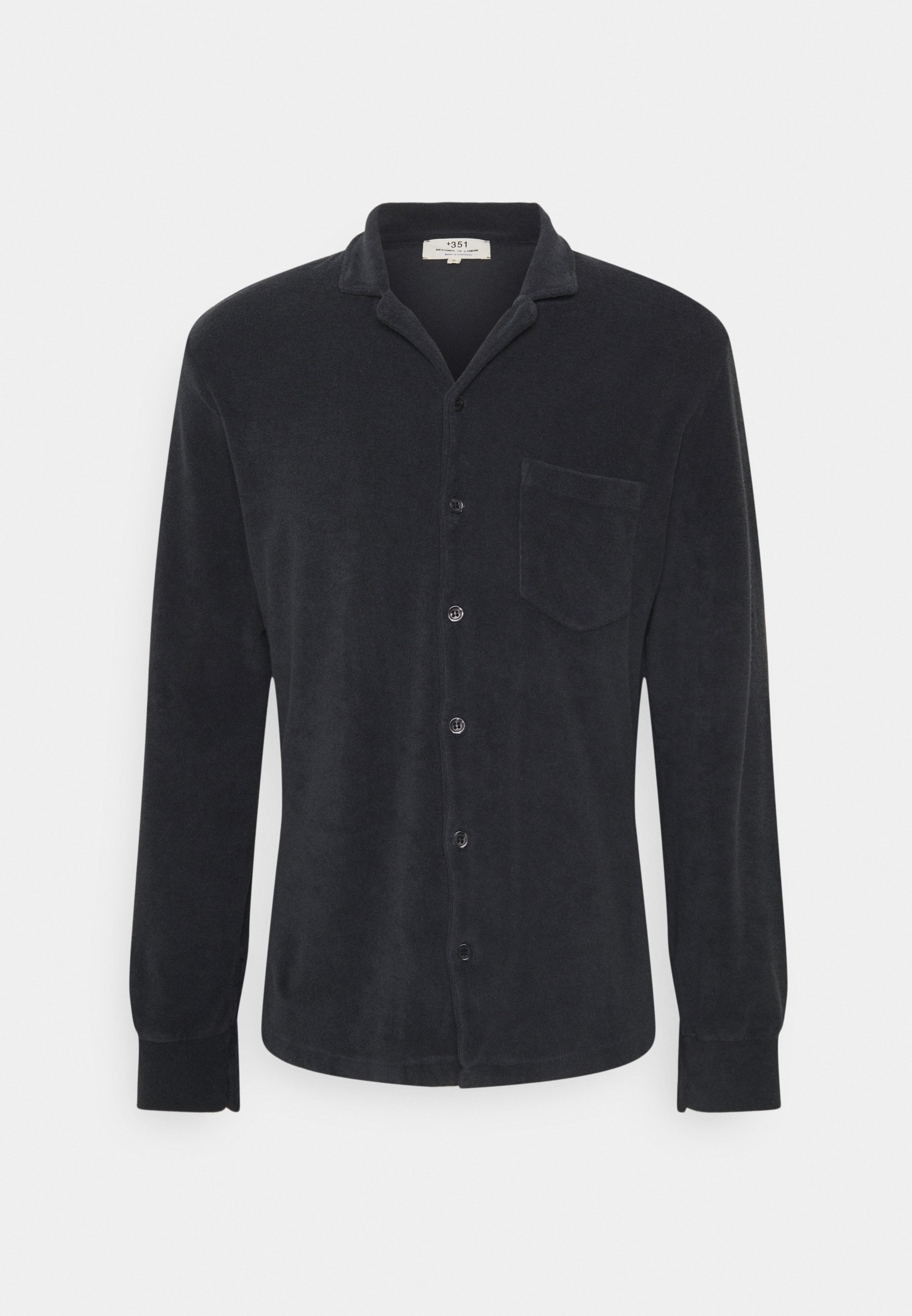 Uomo TOWELLING LONG SLEEVE UNISEX - Camicia