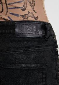 Diesel - D-EIFAULT-SP-NE - Jeans Tapered Fit - black - 3