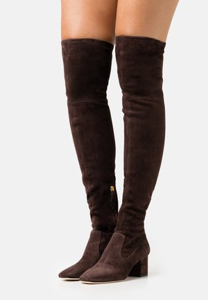 BOOT - Over-the-knee boots - brown