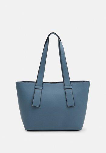 Bolso shopping - blue