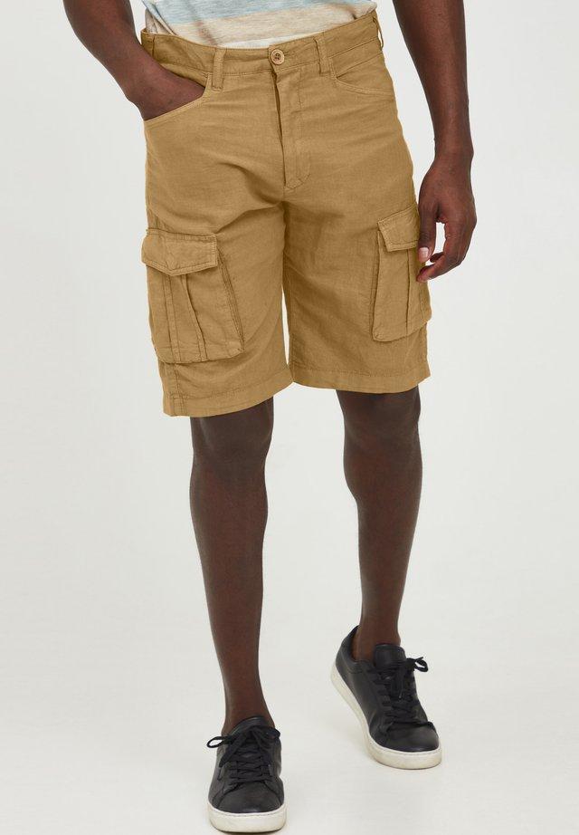 Shorts - dull gold