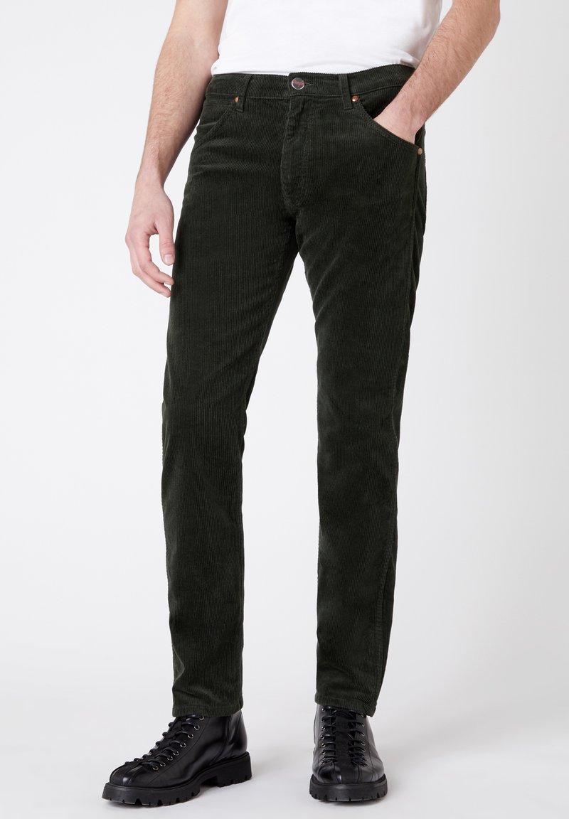 Wrangler - 11MWZ - Slim fit jeans - roisin green