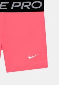 Nike Performance - Legging - sunset pulse/white - 2