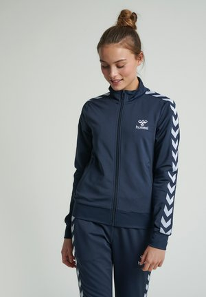 NELLY ZIP JACKET - Training jacket - blue nights