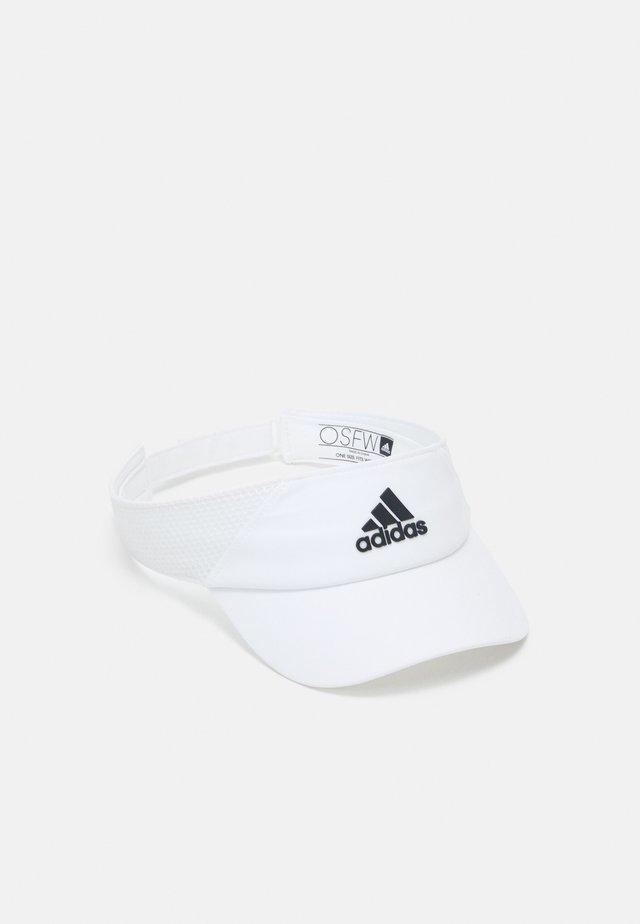 VISOR UNISEX - Cappellino - white/black