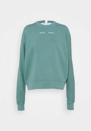 MODIFIED RAGLAN SOLID - Collegepaita - sage