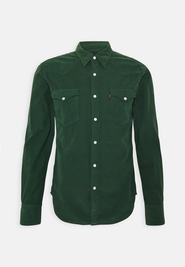 BARSTOW WESTERN SLIM - Shirt - sycamore