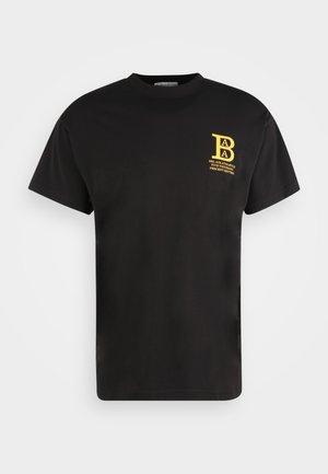 UNISEX - T-shirts print - vintage black
