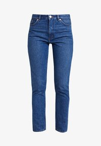 Monki - KIMOMO NEW CLASSIC - Jeans baggy - classic blue - 4