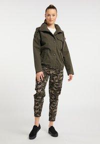 DreiMaster - Light jacket - dunkeloliv - 1