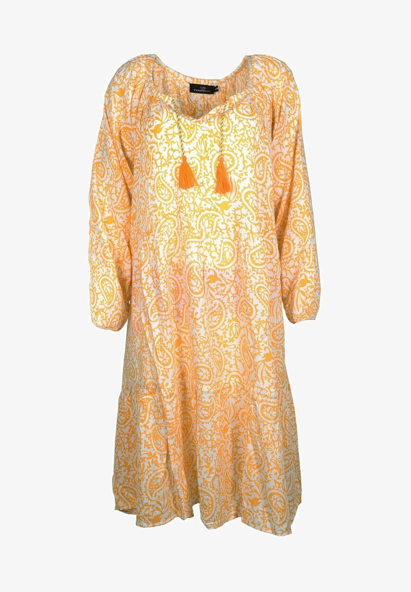 Zwillingsherz - Day dress - gelb