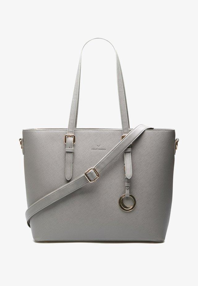 Handbag - grau