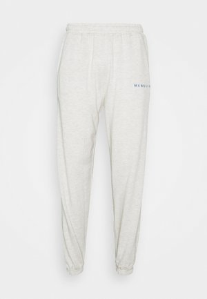 ESSENTIAL REGULAR JOGGER UNISEX  - Tracksuit bottoms - grey