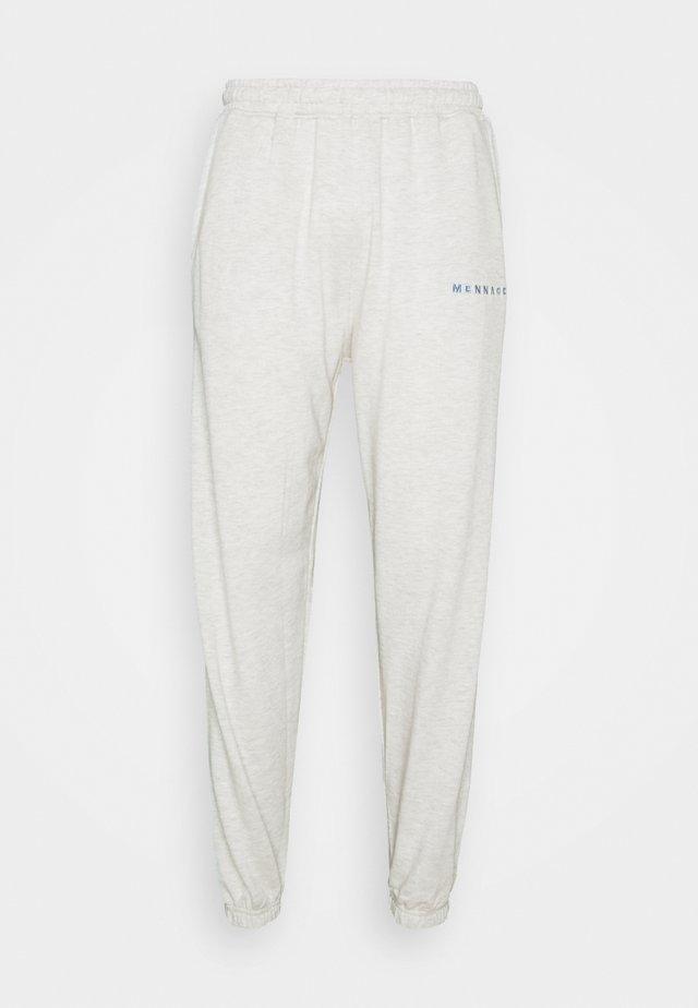 ESSENTIAL REGULAR JOGGER UNISEX  - Teplákové kalhoty - grey