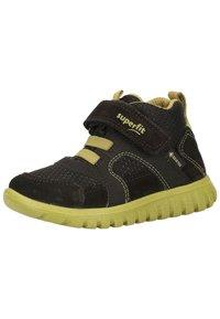 Superfit - Baby shoes - schwarz/grün - 2