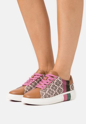 KESWICK - Trainers - light pink/hibiscus tea