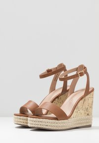 New Look - OCEAN - Sandalen met hoge hak - tan - 4