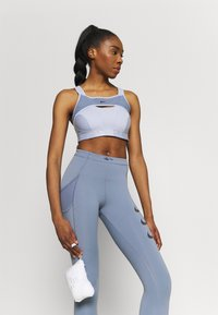 Nike Performance - RUN  - Sports jacket - white/black - 4