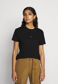 Holzweiler - SUZANA TEE - Print T-shirt - black - 0
