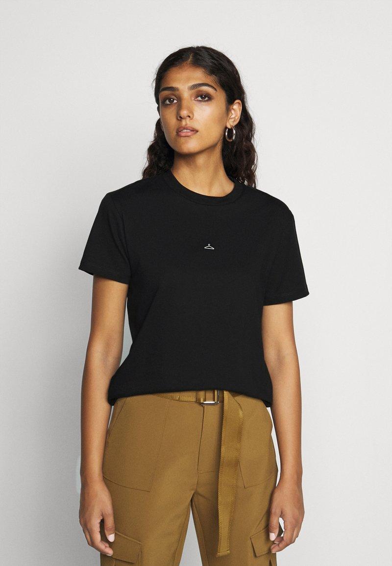 Holzweiler - SUZANA TEE - Print T-shirt - black