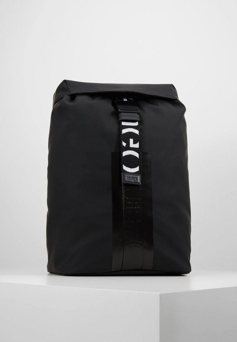 HUGO - BAHN BACKPACK  - Tagesrucksack - black