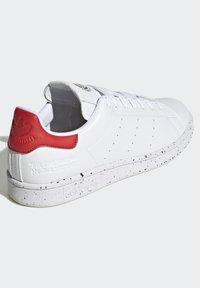 adidas Originals - STAN SMITH - Trainers - ftwr white ftwr white red - 3
