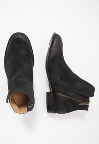 Hudson London - ASH - Kotníkové boty - black - 1