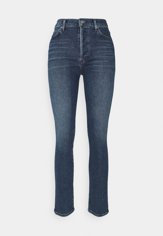 OLIVIA - Slim fit jeans - rosetta