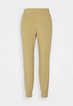 GARY LUXE TROUSER - Trainingsbroek - camel brown marl
