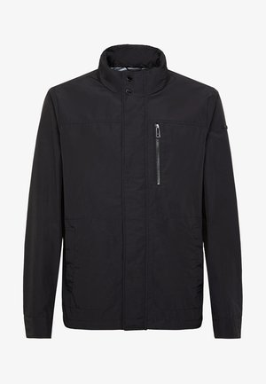 GEOX JACKEN - Summer jacket - black f9000