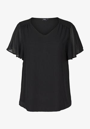 Blusa - black
