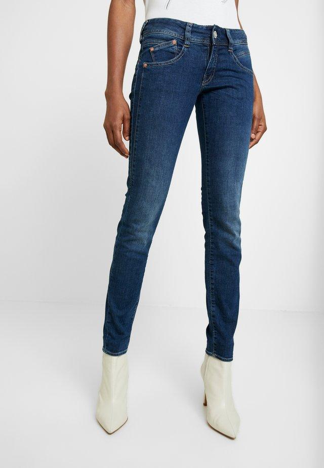 GILA STRETCH - Slim fit jeans - evening sky