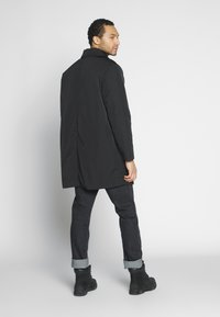 Weekday - MARTY REVERSIBLE JACKET - Short coat - black - 2