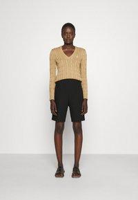 Polo Ralph Lauren - CLASSIC - Sweter - luxury tan - 1