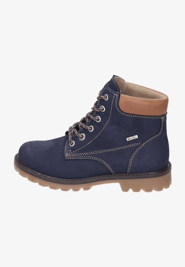 Winter boots - atlantic/cognac