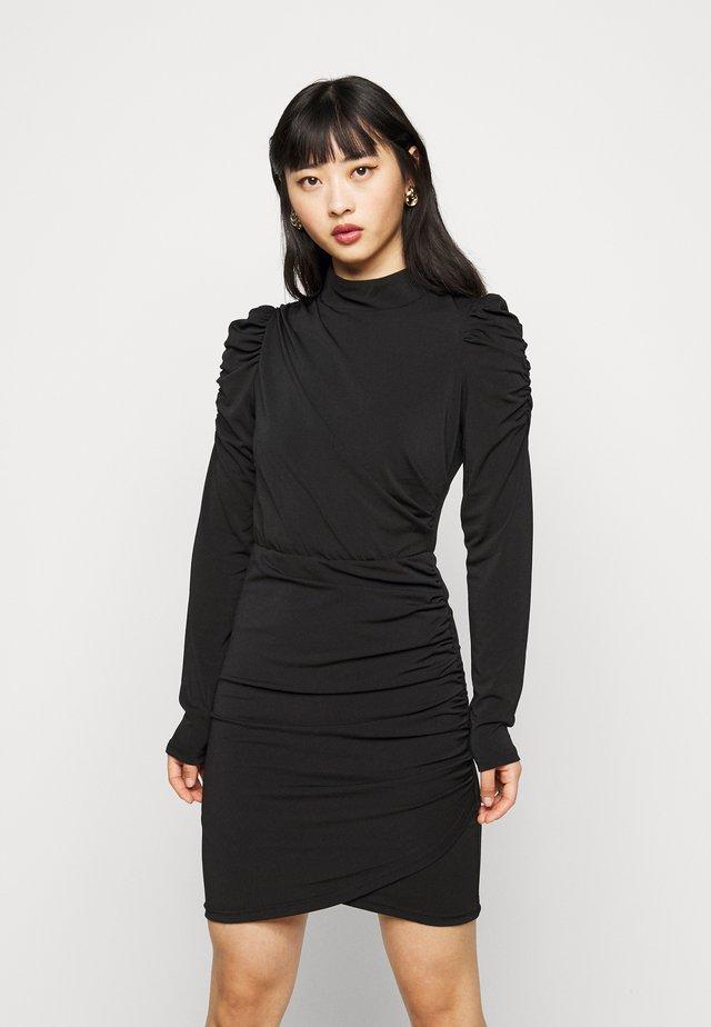 VMJAYDA DRESS - Korte jurk - black
