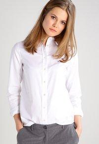 GANT - Button-down blouse - white - 0