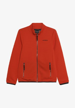 KERSHAW - Training jacket - burned orange