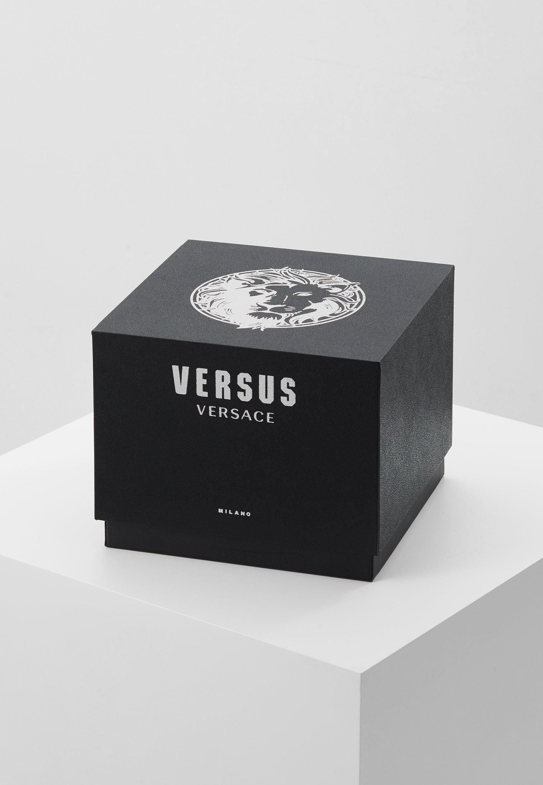 Versus Versace KOWLOON PARK - Kronografklokke - brown/brun xMDeAfiQb8XjOsV
