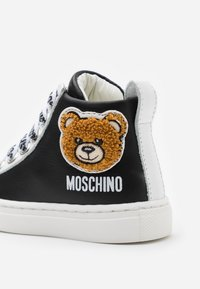 MOSCHINO - Sneakers high - black - 5