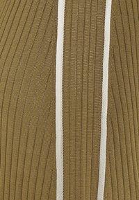rag & bone - PEYTON POLO DRESS BLACK LABEL - Maxi dress - deepolive - 2