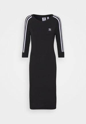 3 STRIPES DRESS - Hverdagskjoler - black