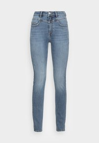 Esprit - SHAPING - Jeans Skinny Fit - blue medium wash - 3