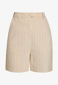 4th & Reckless - LAUREN TROUSER - Shorts - nude - 3